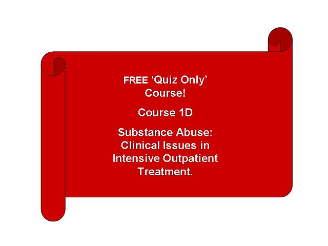 fREE Course 1D