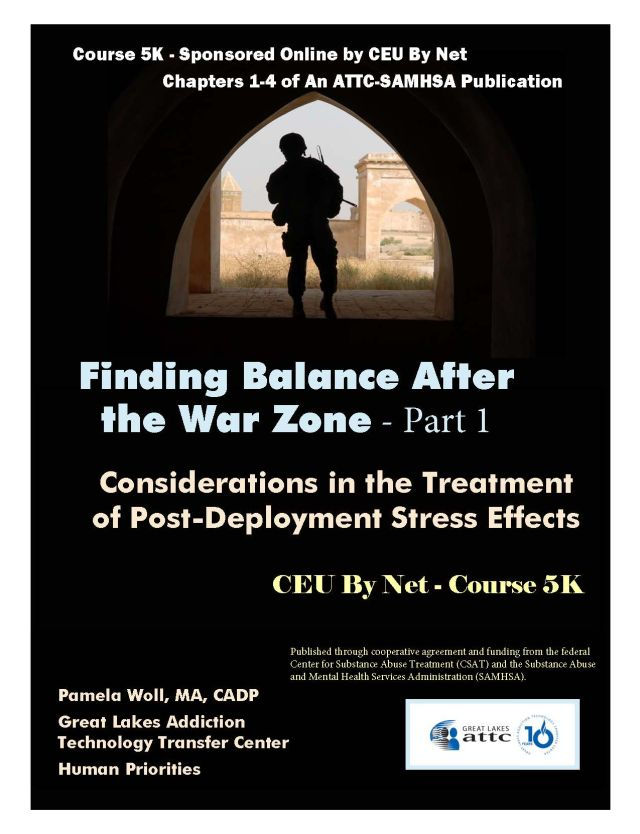 War Zone Trauma and Addiction