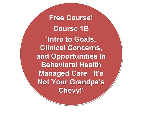Our FREE CE COURSE