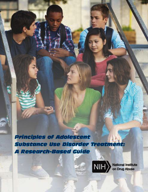 SUD Treatment for Adolescents