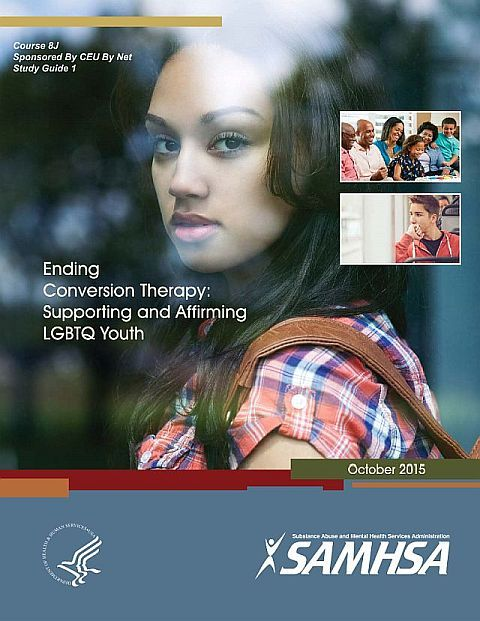 SAMHSA's Ending Conversion Therapy with LGBTQ Youth